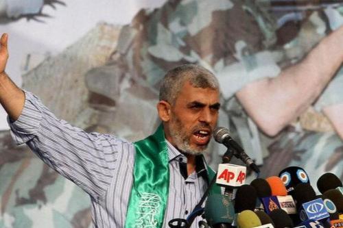Israel bedil rumah pemimpin kanan Hamas