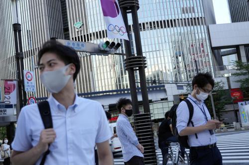 东京疫情失控 专家:医疗体制陷入瘫痪