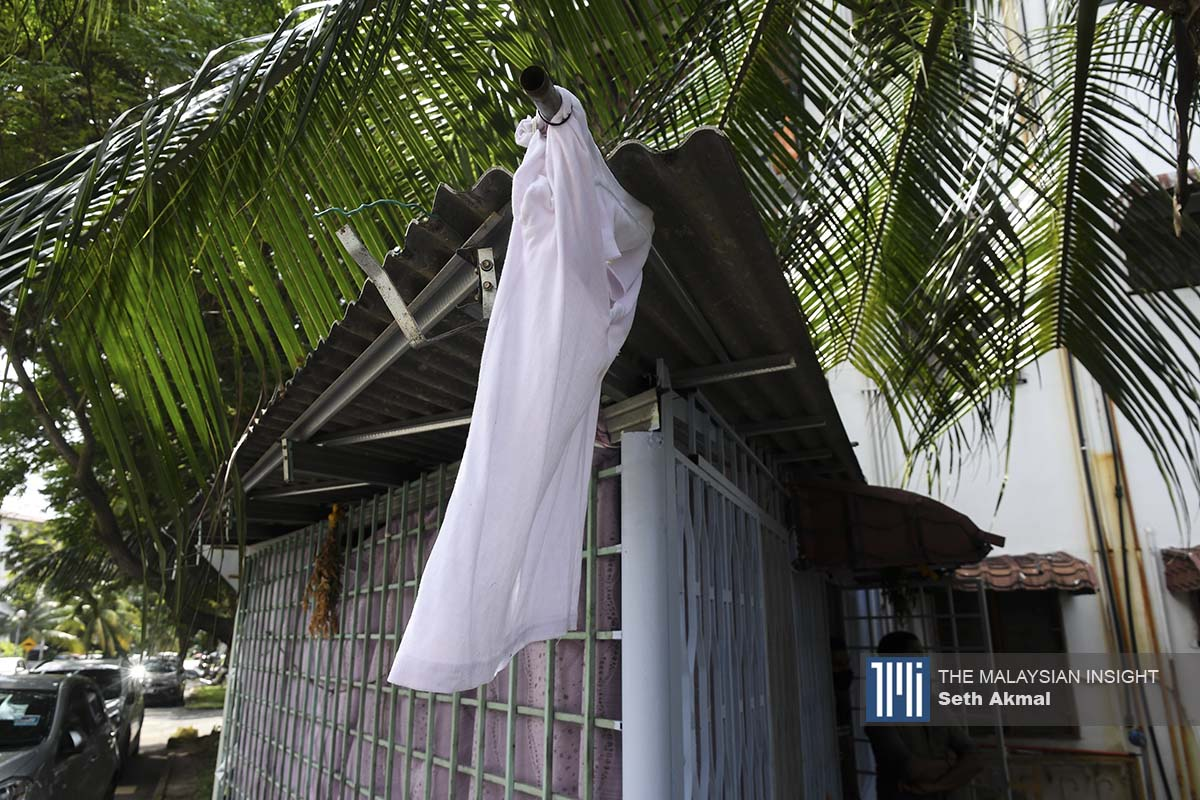 Analysts say the white flag movement gives the perception the government is not concerned over the plight of the people. – The Malaysian Insight file pic, July 24, 2021.