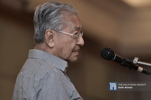 Politicians not smart enough to handle pandemic, Dr Mahathir says