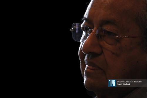 Dr Mahathir pleads with Putrajaya to allow setting up of recovery council