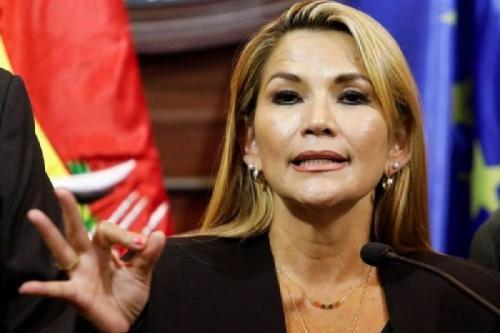 Penahanan bekas presiden sementara Bolivia dilanjut 6 bulan