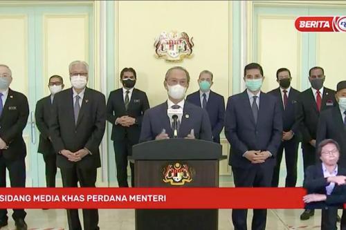 Undi percaya PM di Dewan Rakyat September ini, kata Muhyiddin