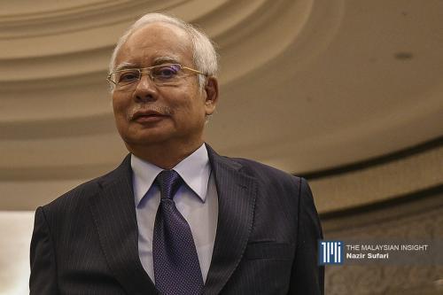 Kenapa Muhyiddin tak uji sokongan sekarang, tanya Najib