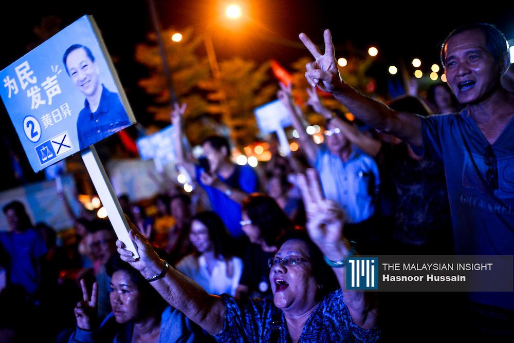 马华认为,经历过三次换政府,华裔选民应懂得如何去评价行动党,而行动党不会再有优势可以获得所有华裔选民的支持。(档案照:透视大马)