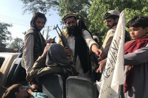 塔利班谴责联合国与美国  干涉阿富汗内政