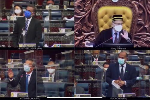 """""""无人施压阻倪可敏代班""""  议长称临时改变主意"""