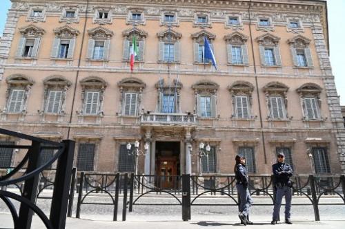 Tiada pas kesihatan Covid-19, elaun senator Itali dipotong 10 hari