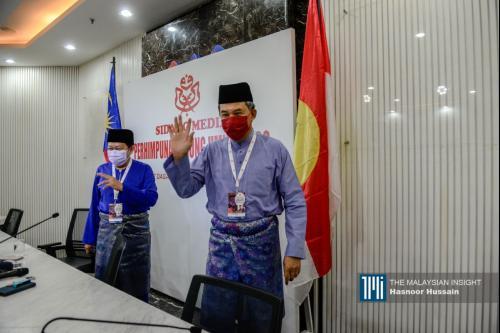 Umno belum putuskan kerjasama parti lain pada PRN Melaka, kata Mohamad