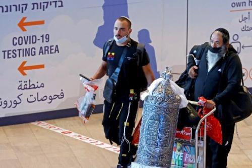Israel kesan mutasi varian Delta