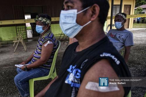 64% Orang Asli sudah disuntik vaksin Covid-19, kata Khairy