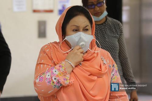 High Court allows prosecution's bid to impeach Rosmah