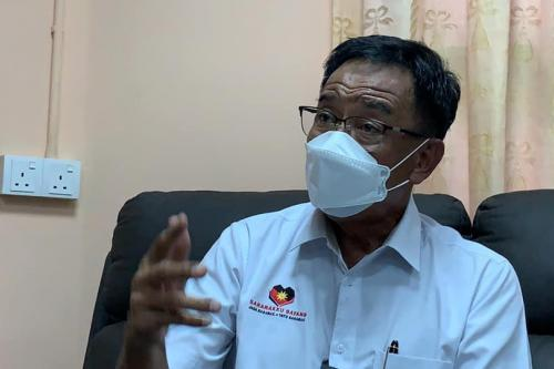 Sarawak tourism minister says assembly dissolution 'maybe in a day or two'