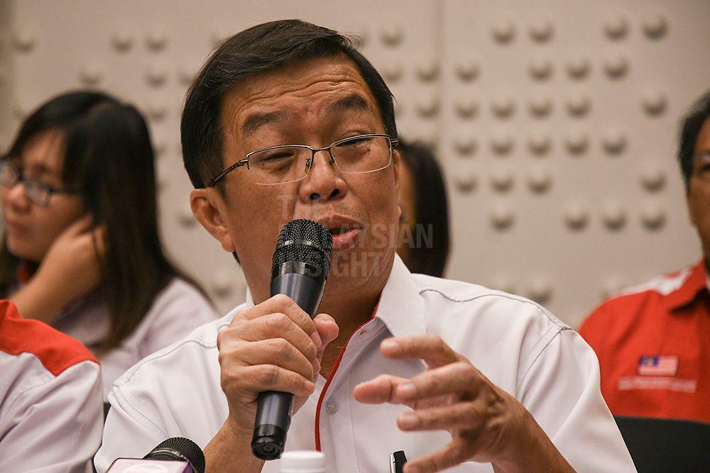 陈国伟说,吉隆坡未能取得改善,例如淹水、过度开发、交通拥堵和其他问题。(档案照:透视大马)