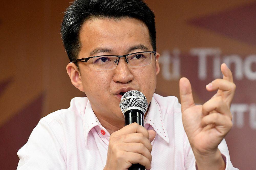 刘镇东指出,信任供给协议是仍为慕尤丁开放的选项,而不是推行紧急状态。(档案照:透视大马)