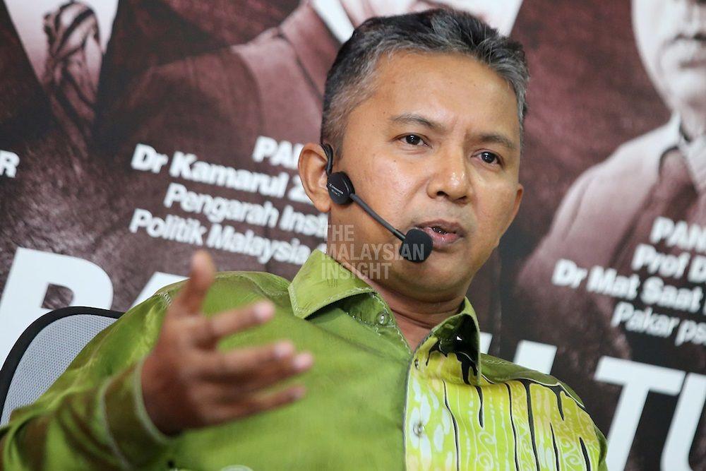 卡马鲁扎曼认为,巫统的决定也反映了该党严厉捍卫马来统治者的谕旨。(档案照:透视大马)
