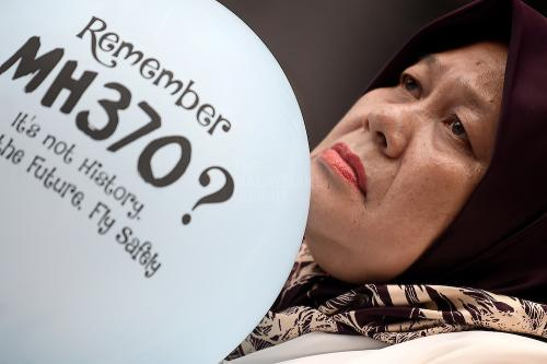 Waris MH370 mahu suruhanjaya siasatan yang 'ikhlas'