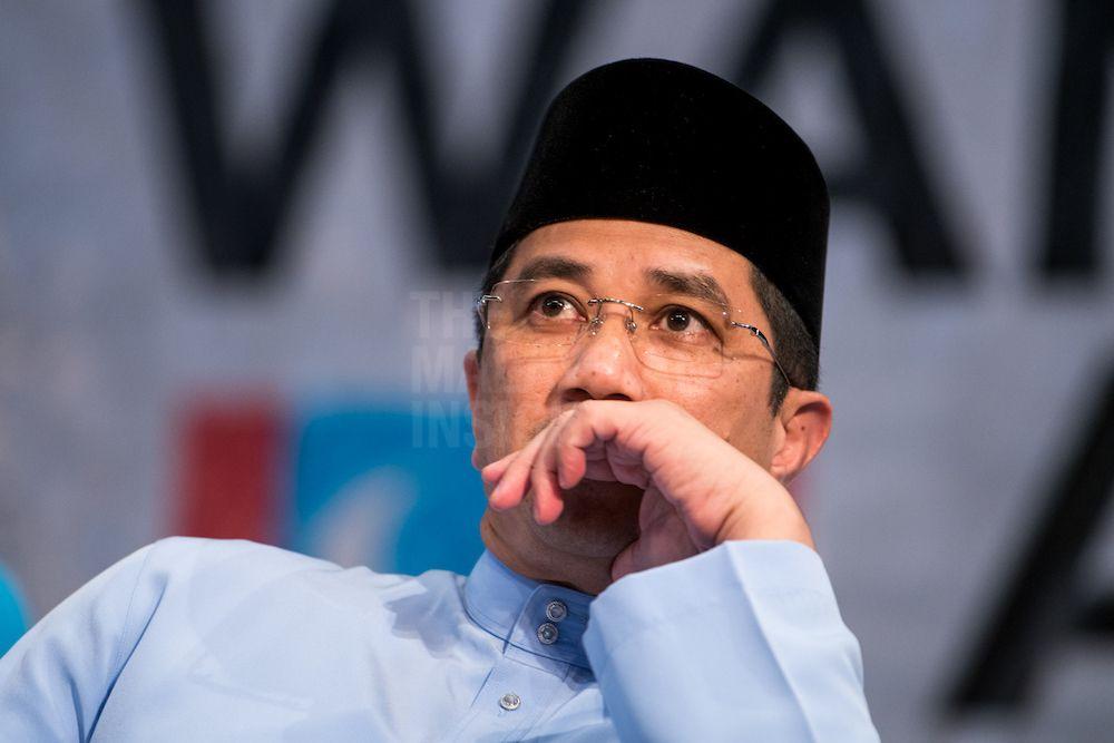 阿兹敏阿里在马来西亚政坛肯定是重量级人物,但是由于他是土团党新加入党员,因此还未通过党内考验,他在土团党内的影响力还未得知。(档案照:透视大马)