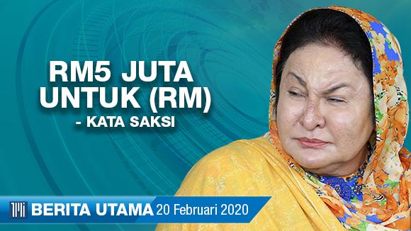 [VIDEO] Berita TMI: RM5 juta untuk RM ; Pendakwa baharu kes cukai Najib