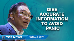 [WATCH] TMI Top News: Give accurate information to avoid panic