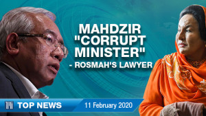 [WATCH] TMI Top News: Former education minister corrupted, Saudi donations went into Najib's personal account