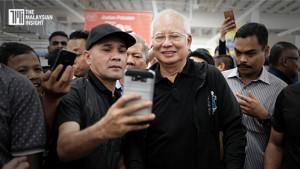 [VIDEO] Najib tidak tahu kerana percaya duit dari penderma