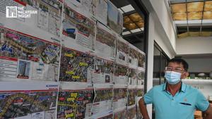 [WATCH] PJ residents reject PJD Link highway proposal