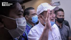 [WATCH] GRS agrees to name Bersatu's Hajiji as Sabah CM