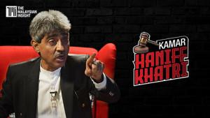 Kamar Haniff Khatri   Lompat parti, apa penyelesaiannya?