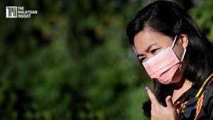 [VIDEO] PRN Sabah | Pengundi patuh SOP, pakai pelitup muka