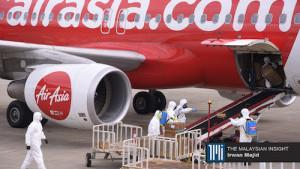 [VIDEO] Sabah terima 170,000 topeng, PPE dari China