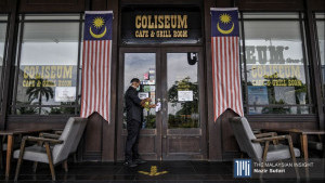 [WATCH] After 99 years, KL's Coliseum Café shuts for good