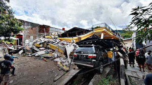 [WATCH] Deadly earthquake kills dozens, damages buildings in Sulawesi