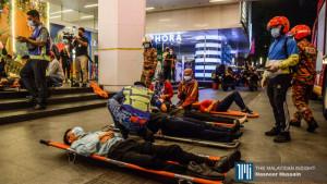 【视频】LRT启用23年后首起严重意外