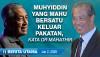 [VIDEO] Berita TMI: Muhyiddin yang mahu Bersatu keluar Pakatan, kata Dr Mahathir
